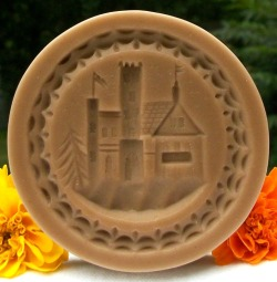 #1678 Calw Castle Mold - $35.40