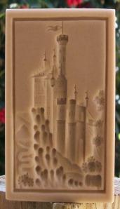 #1692 Augsburg Castle Mold - $29.95