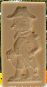 #1733 The Tettenagger Soldier Mold - $48.75.