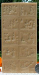 #1926 10 Biblical Scenes Mold - $47.32.