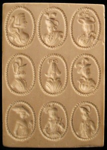 #1601 Cameo Mold Replica - $115.00