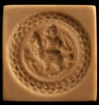 #1562 Persch Boy on Rocking Horse Mold - $16.95