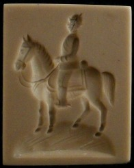 #1588 Major Weston Mold - $24.95