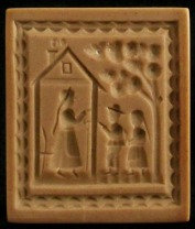 #1610 Hansel and Gretel Mold - $24.95