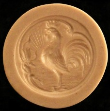 #208 Good Morning Rooster Mold - $24.65