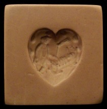 #1622 Bachmeier Heart Mold - $32.95