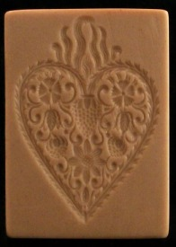 #1653 Eva's Heart Mold - $44.55