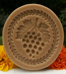 #1675 Calw Grapes Mold - $35.40.