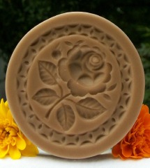 #1676 Calw Rose Mold - $35.40.