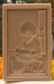 #1684 Little Cindy Baking Mold - $36.25