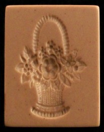 #1820 Ebersbach Flower Basket Mold - $26.95