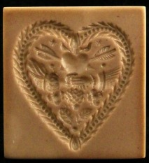 #1841 Wedding Heart Mold - $28.95