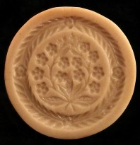 #1843 Heidenheim Flower Mold - $21.45