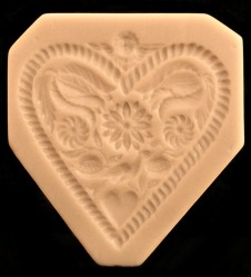 #2384 Blessings Heart Mold- $43.75.